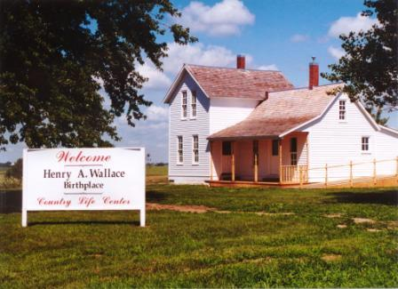 Henry A. Wallace Birthplace
