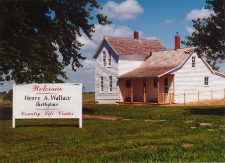 Henry A Wallace Birthplace