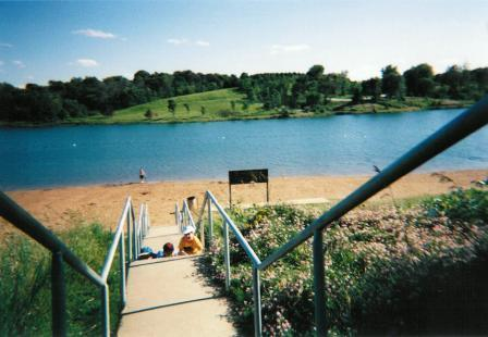 Mormon Trail Lake and Park, near Bridgewater, IA