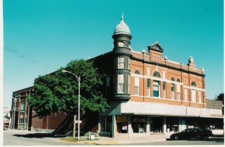 Historic Opera House, Greenfield
